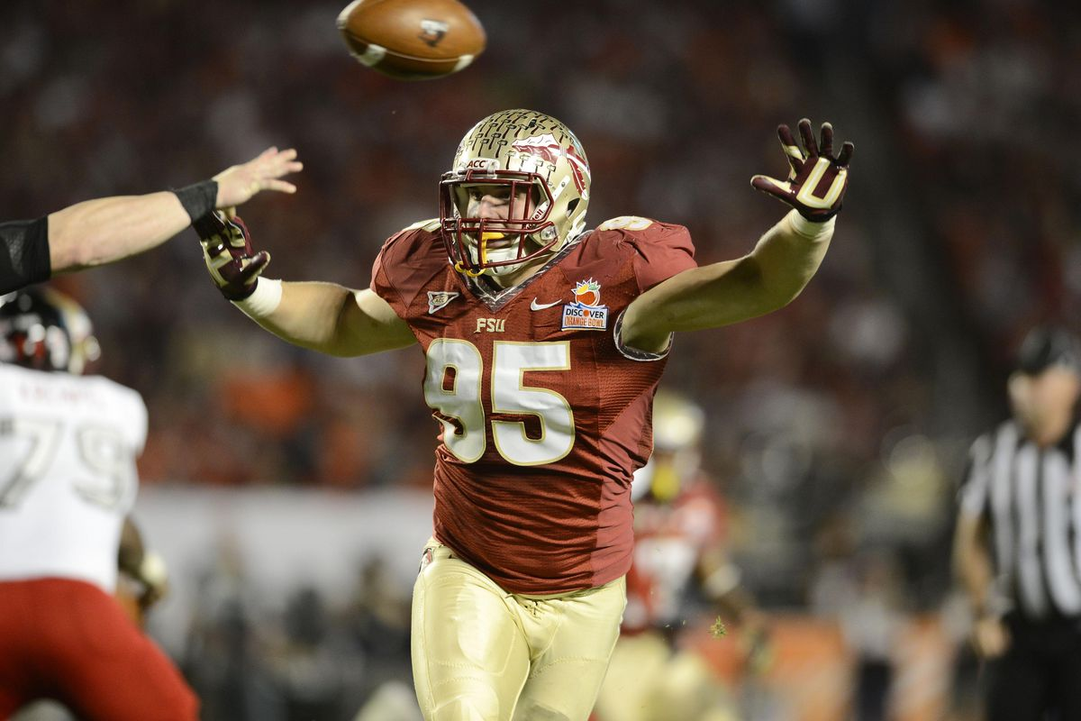 Could Bjoern Werner be the Giants' first-round pick?