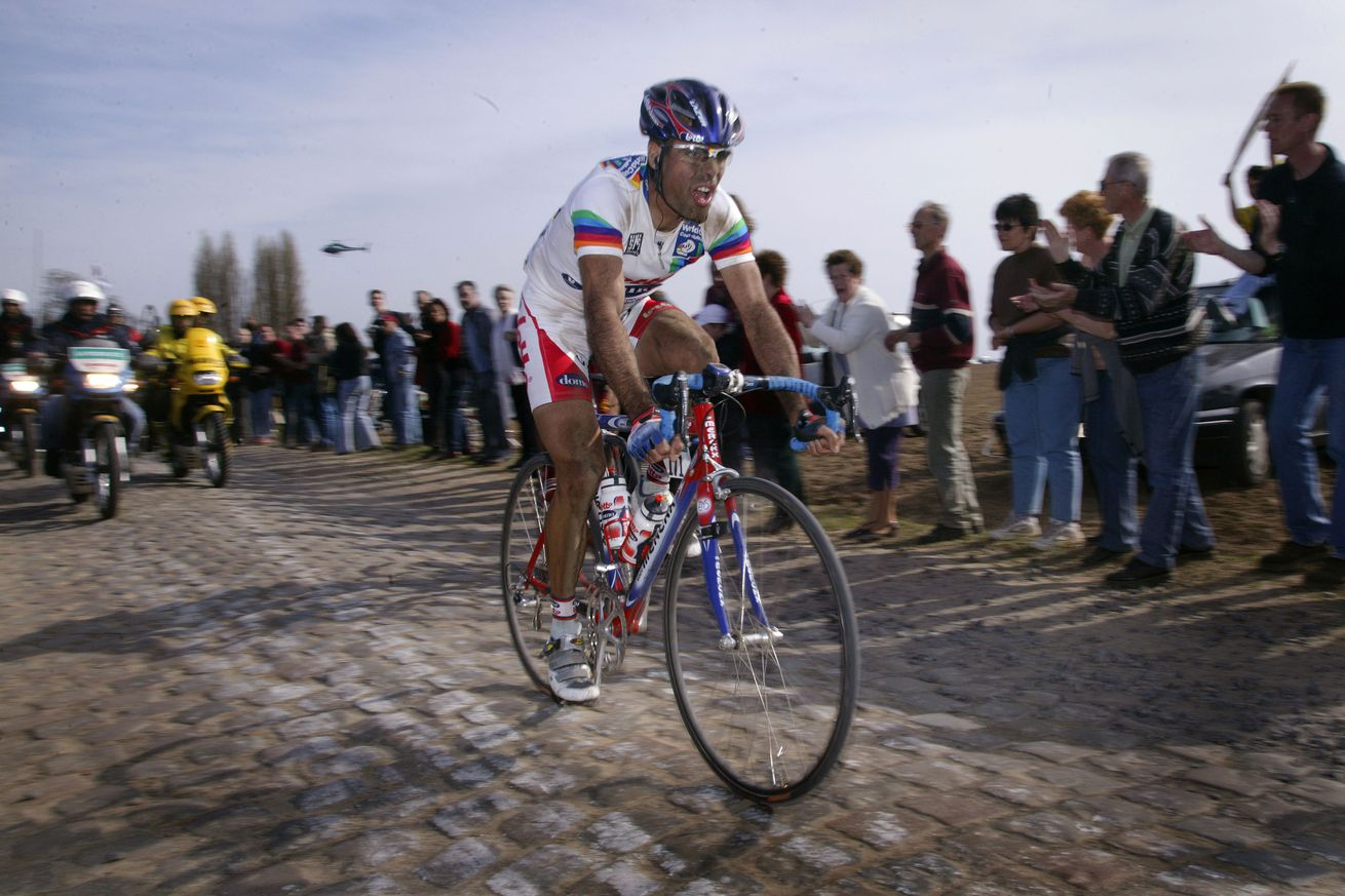 World Cup Paris - Roubaix, France