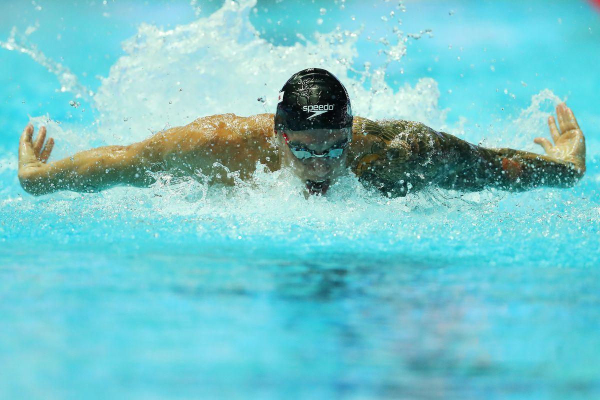 Gwangju 2019 FINA World Championships: Swimming - Day 8