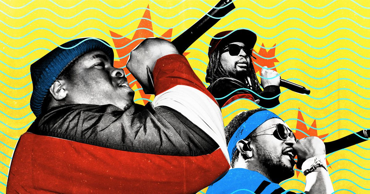 Meet the Rapper Looking to Make Crunk Rap's Next Big Thing Again