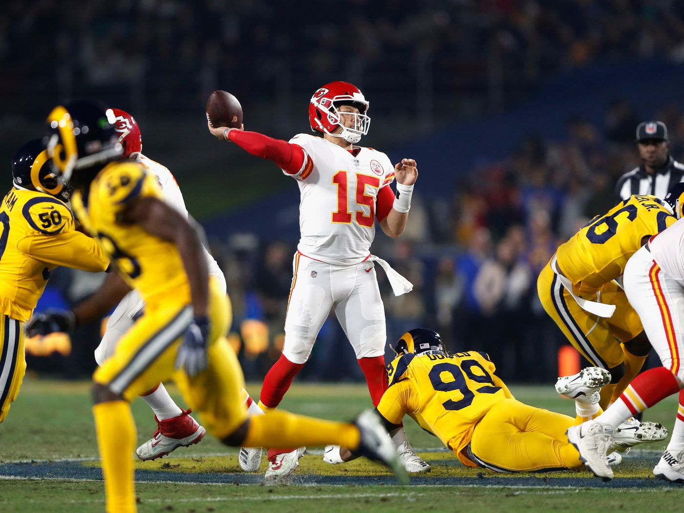 92d0608a8 Four Chiefs games featured in NFL Network's top 10 games of 2018 ...