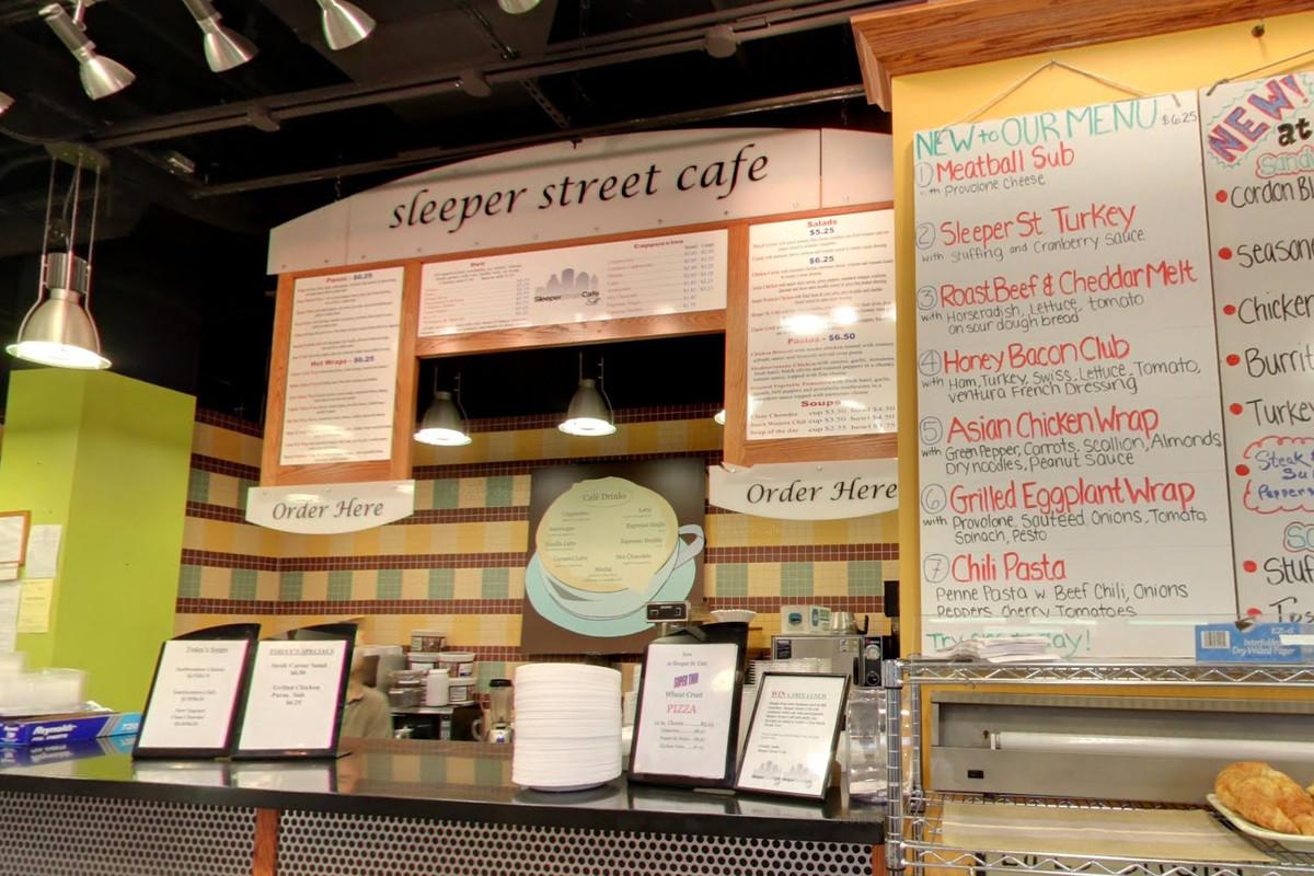 Sleeper Street Cafe