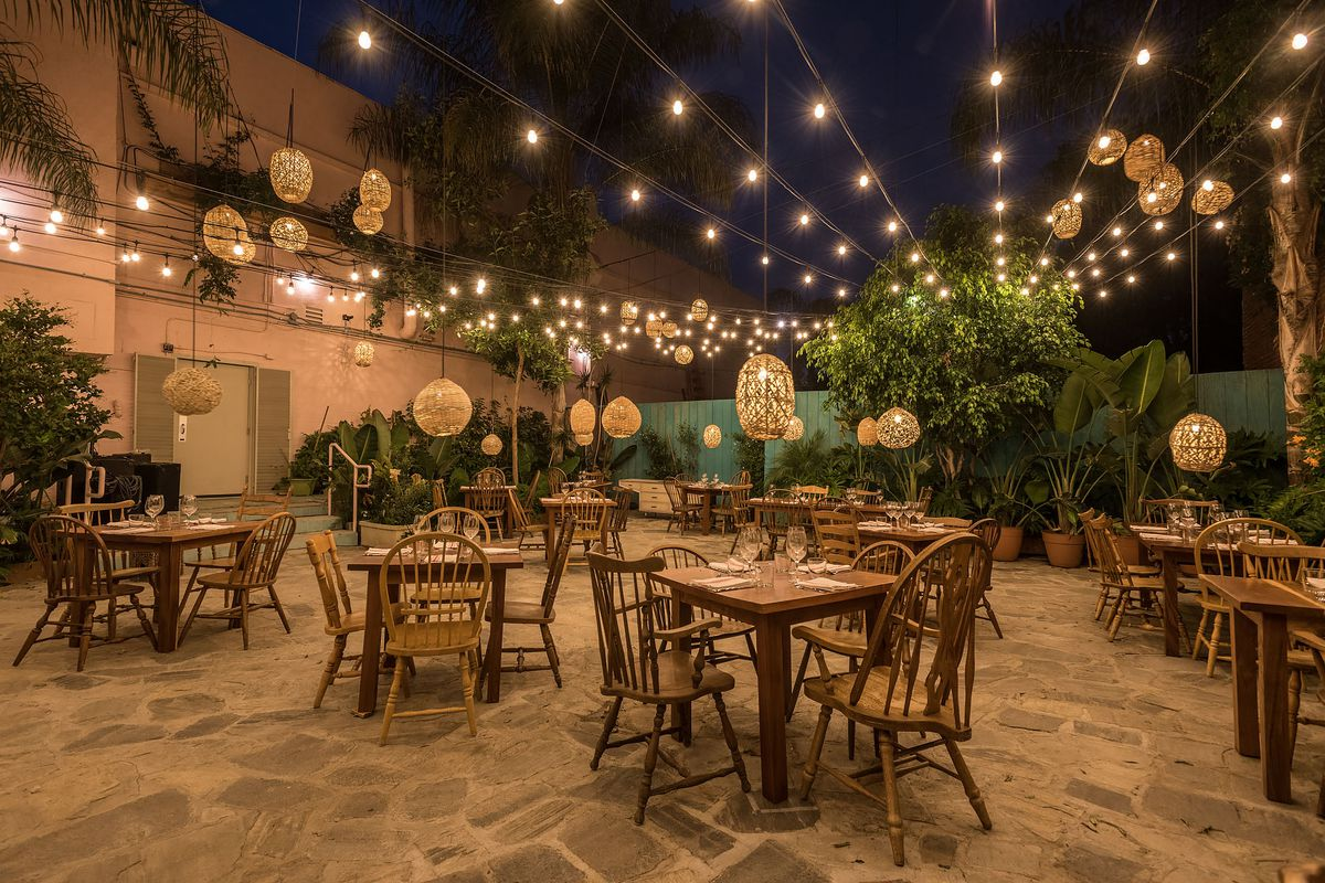 Silver Lake S Modern Mexican Restaurant Tintorera Closes