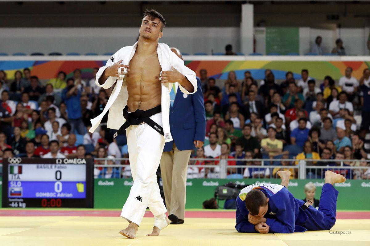 Italy judo