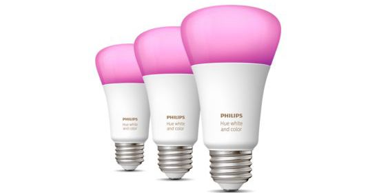 Philips Hue bulbs are discounted in the lead up to Labor Day