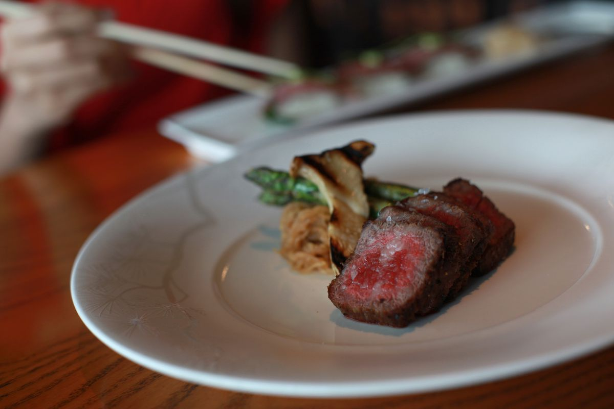 The Fight For Real Kobe Beef Is Coming To A Restaurant