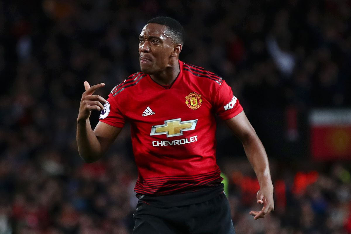 Anthony Martial - Manchester United United - Premier League