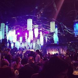 """The Governors Ball takes your breath away, seriously. This year's theme was """"Enchanted Forest,"""" and the Emmys held nothing back to make it as such."""