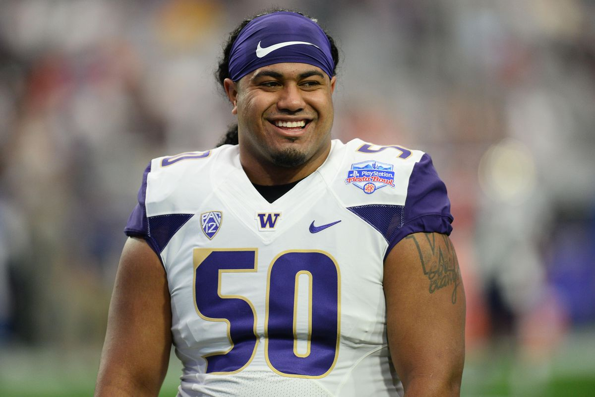 NFL Draft 2018  Why the Buccaneers picked defensive tackle Vita Vea ... f72243eca