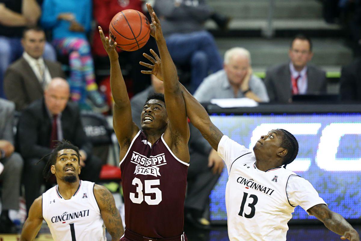 NCAA Basketball: Mississippi State at Cincinnati