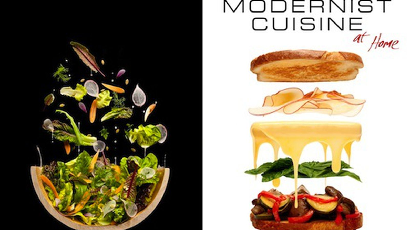 First look the modernist cuisine at home cookbook eater for Moderniser cuisine