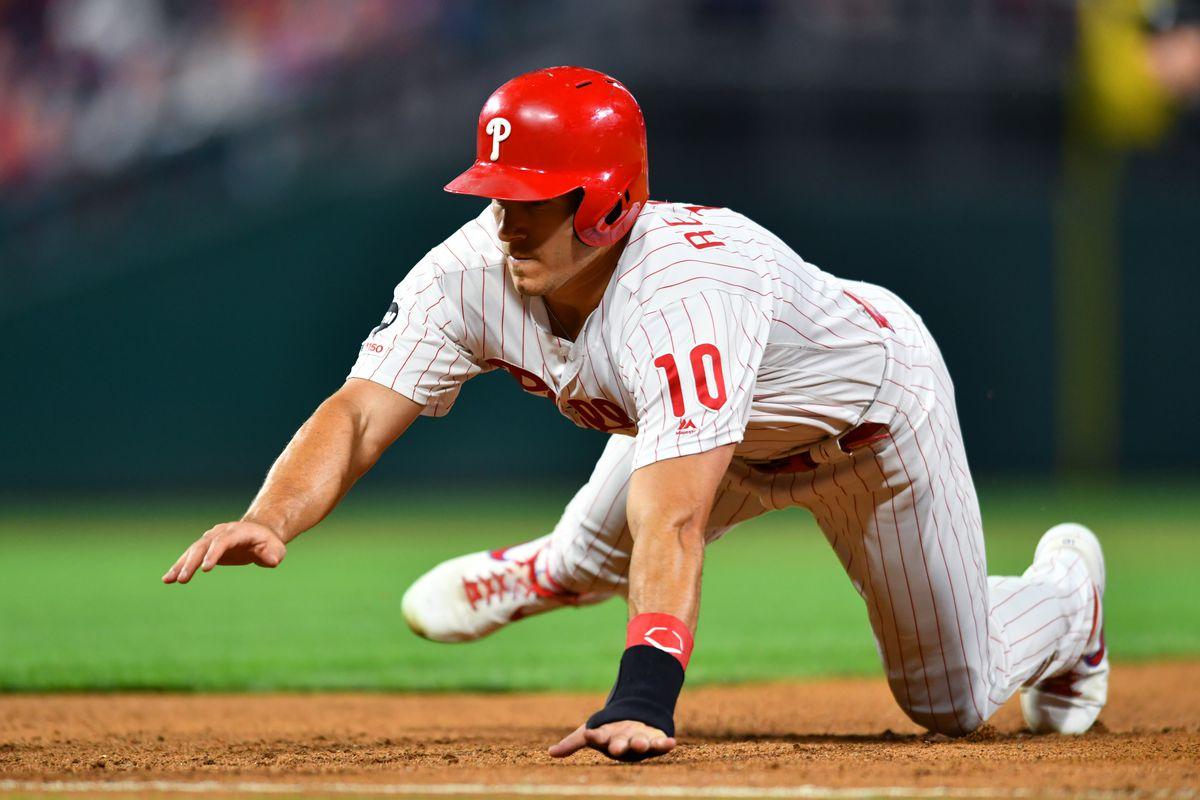 MLB: AUG 26 Pirates at Phillies