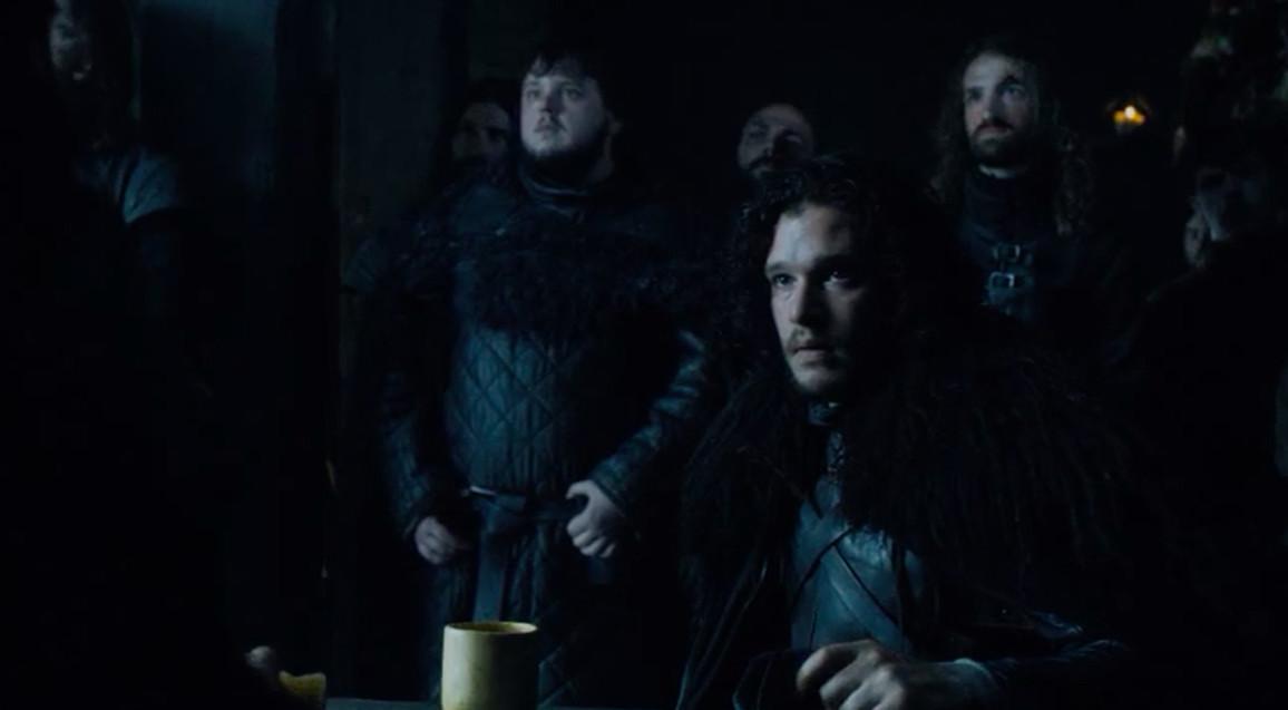 Jon Snow voting
