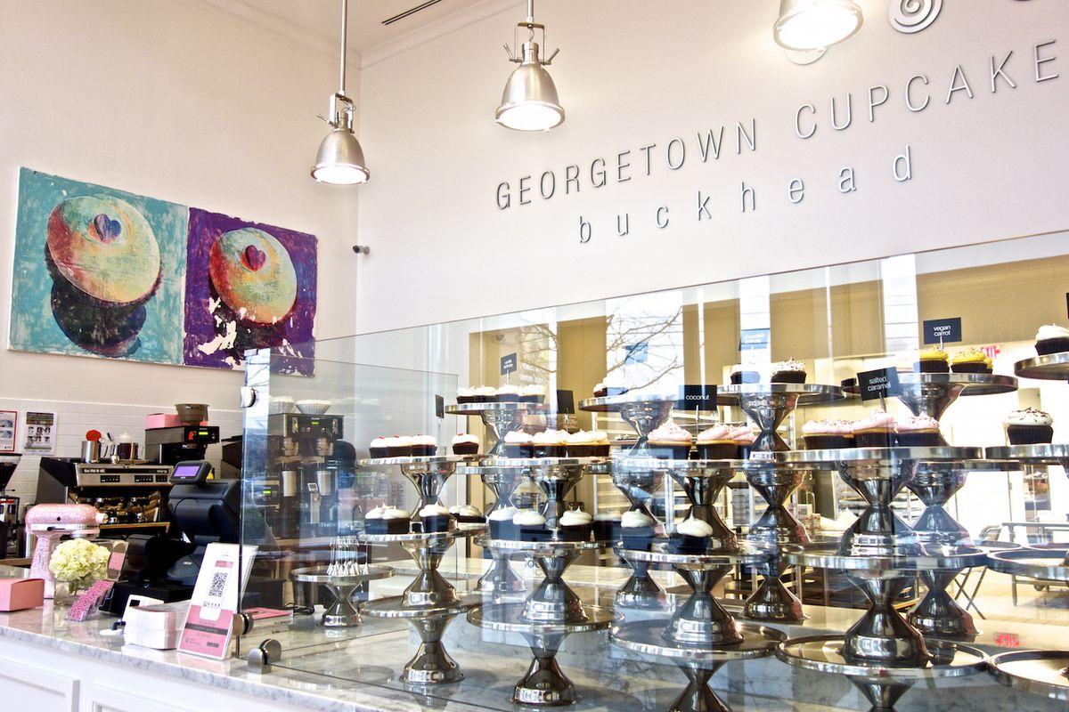 Georgetown Cupcake Buckhead.