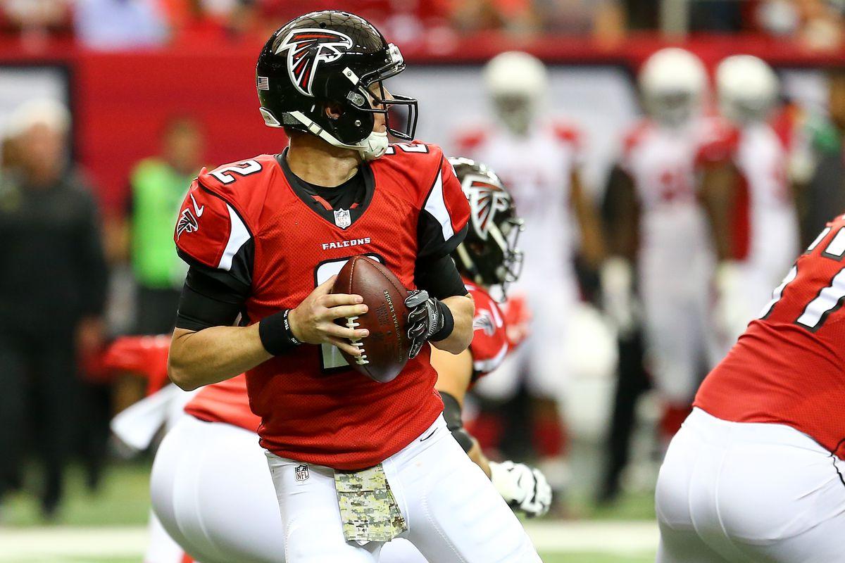 NFL: NOV 27 Cardinals at Falcons