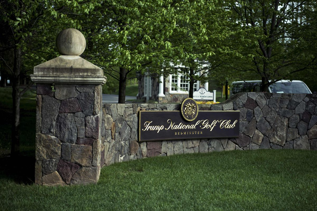 The PGA of America has pulled the 2022 PGA Championship from Trump National in Bedminster, New Jersey.