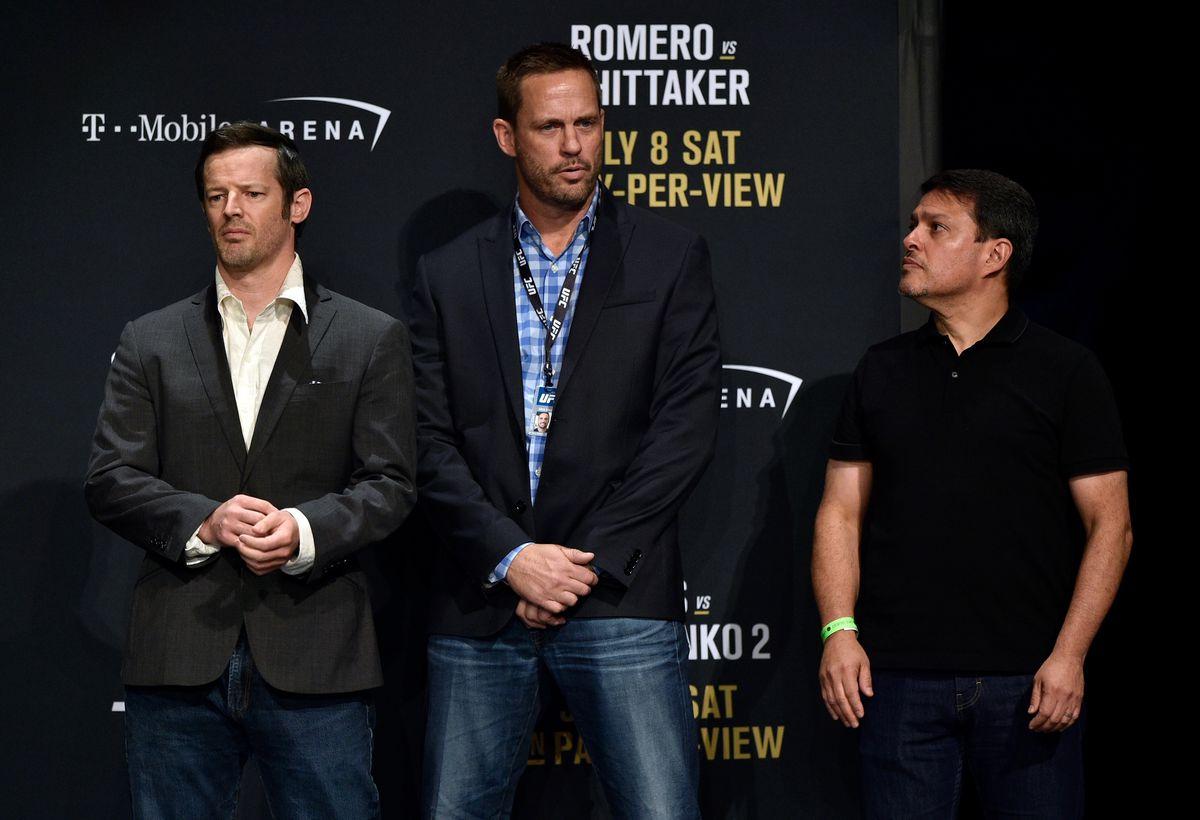UFC 213 Weigh-in