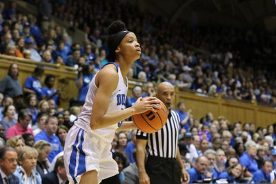 COLLEGE BASKETBALL: FEB 25 Women's - North Carolina at Duke