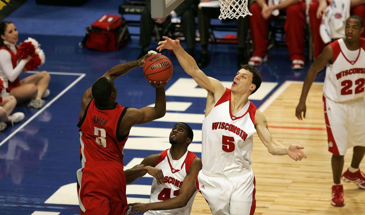 NCAA Second Round - UNLV v Wisconsin