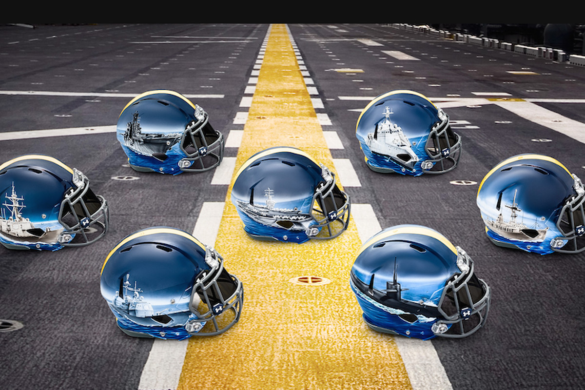 navy s badass helmets have hand painted ships custom for each