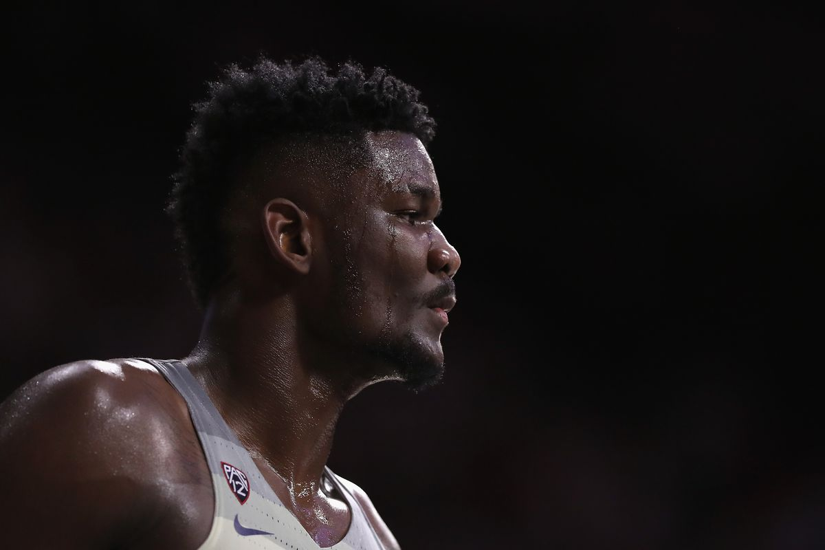 2018 NBA Draft: Deandre Ayton says being the No. 1 pick ...