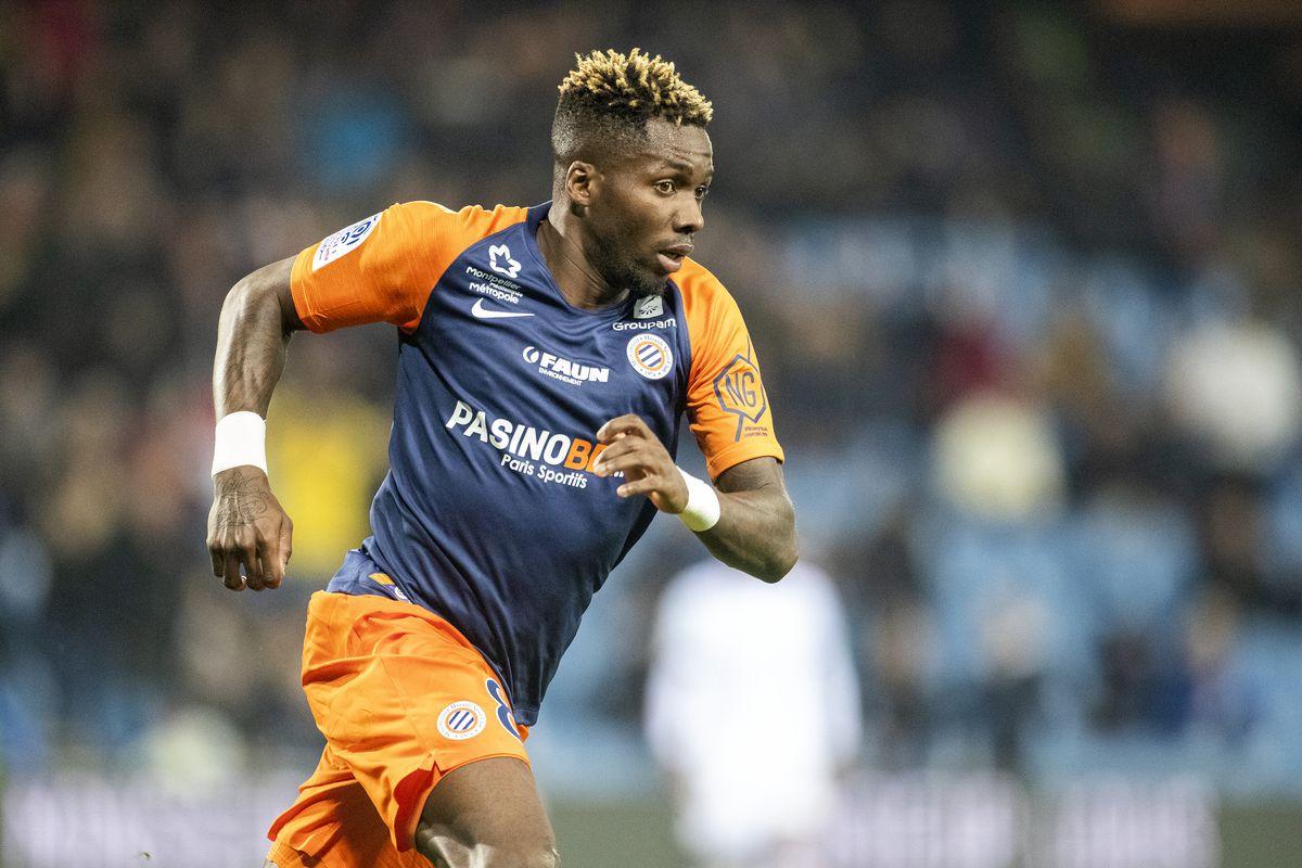 Montpellier V Dijon. French Ligue 1, Regular Season.