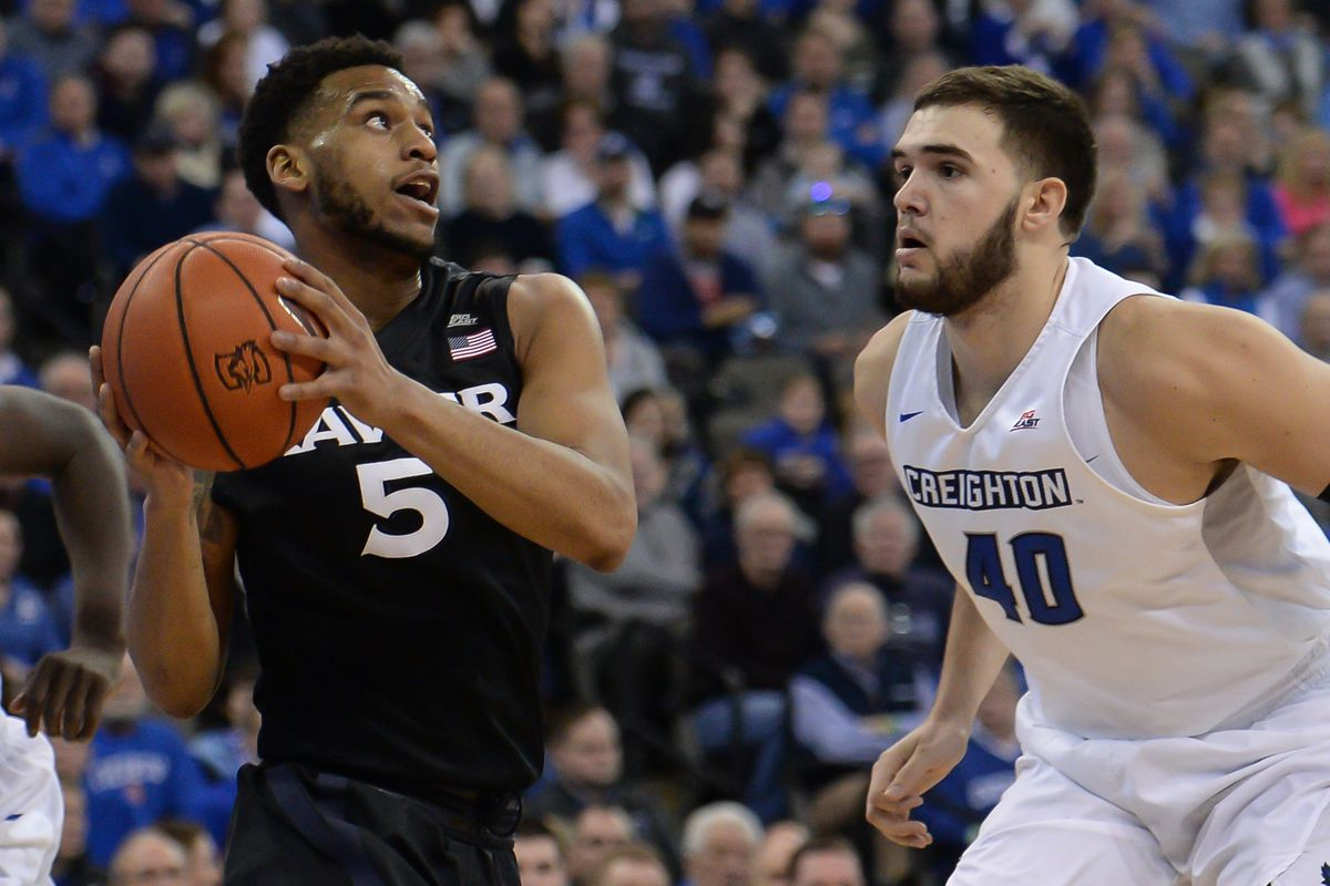 NCAA Basketball: Xavier at Creighton