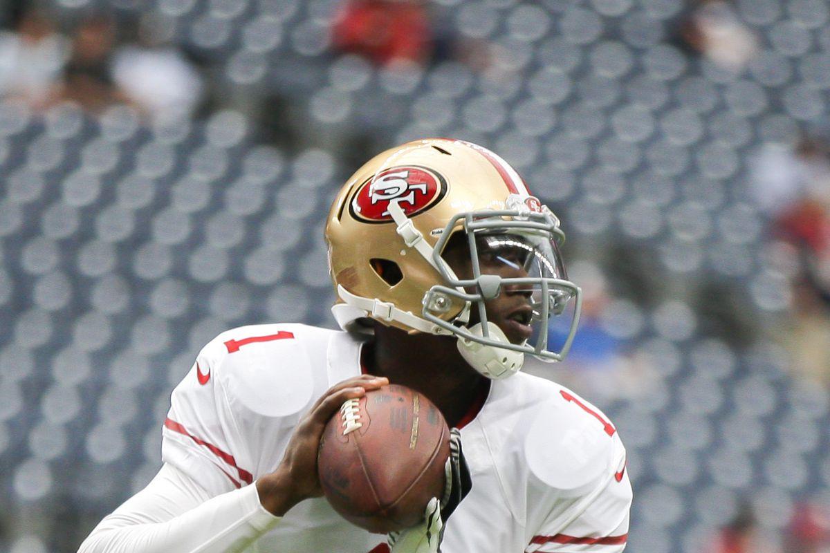 NFL: AUG 28 Preseason - 49ers at Texans