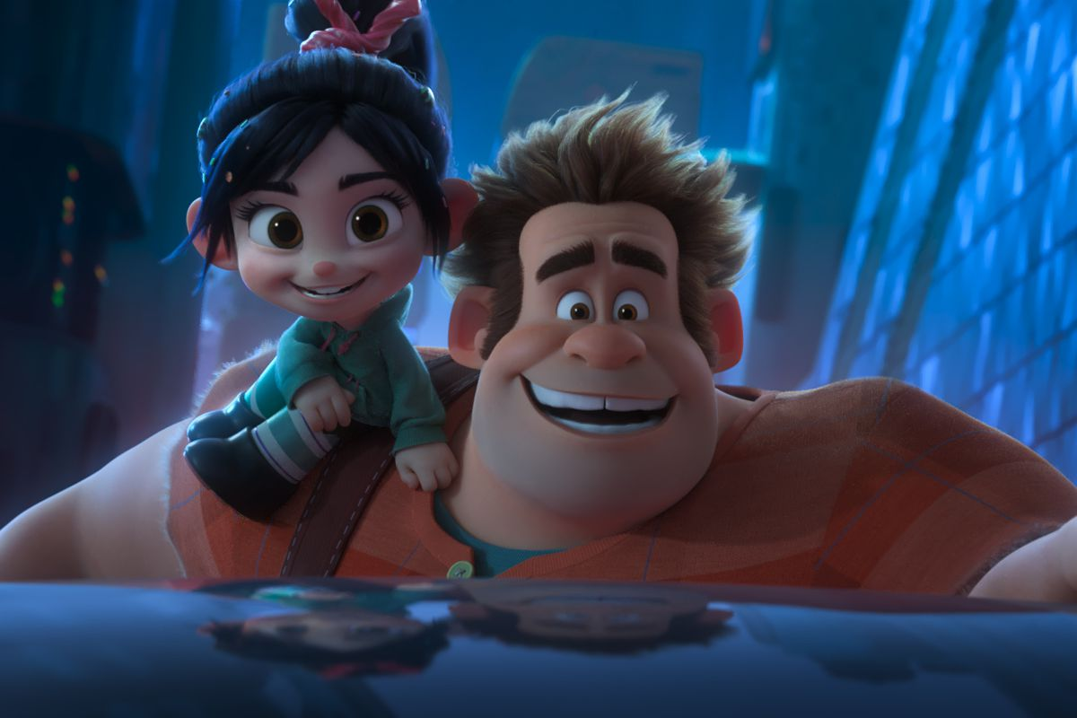 Ralph Breaks The Internet S Directors Say The Gord Character Came From A Weird Bad Joke The Verge