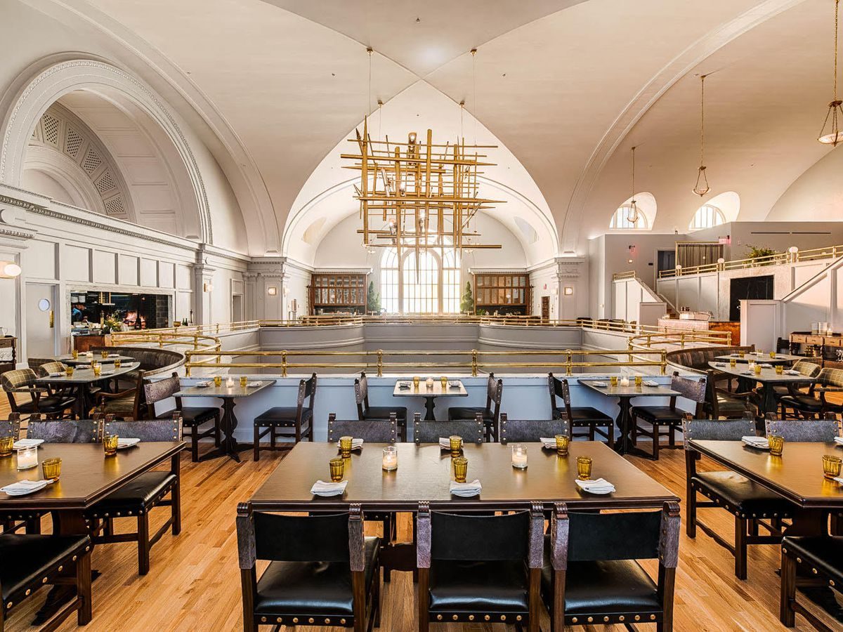 A Rake's Progress has vacated the top-floor dining space of the Line hotel in Adams Morgan