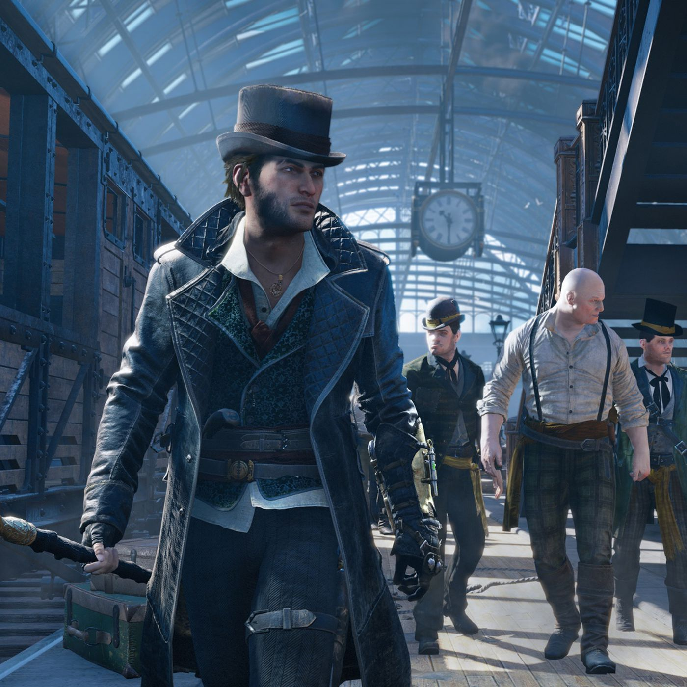 Assassin S Creed Syndicate Has No Multiplayer Polygon