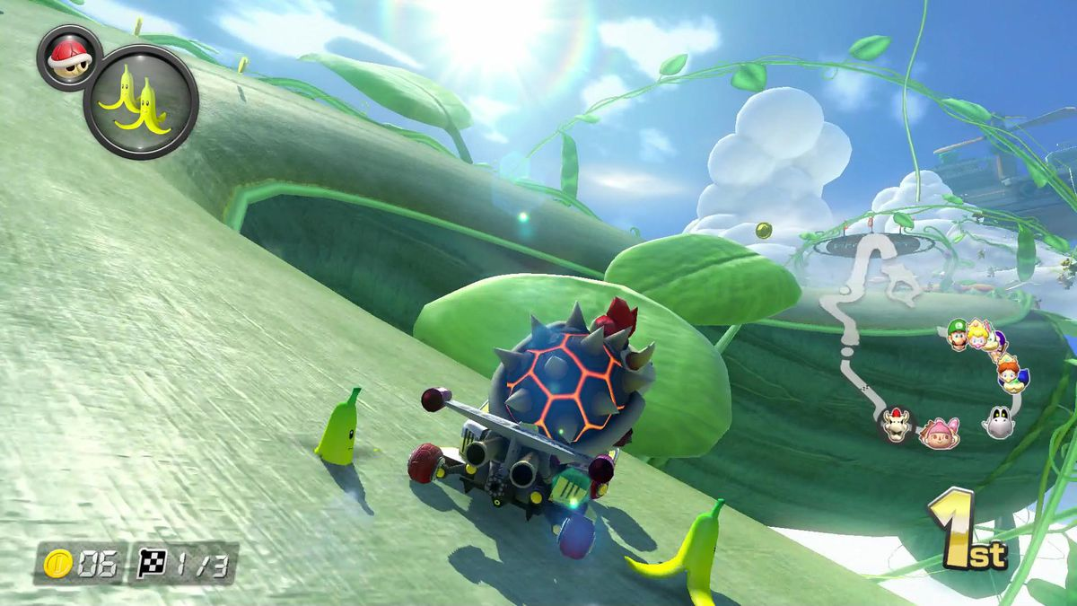 Mario Kart 8 Deluxe Nine Tips To Give You A Head Start