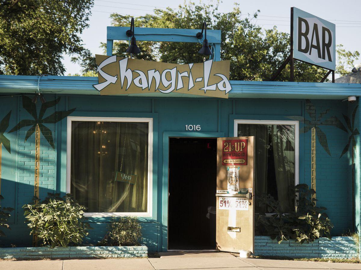 Shangri-La exterior