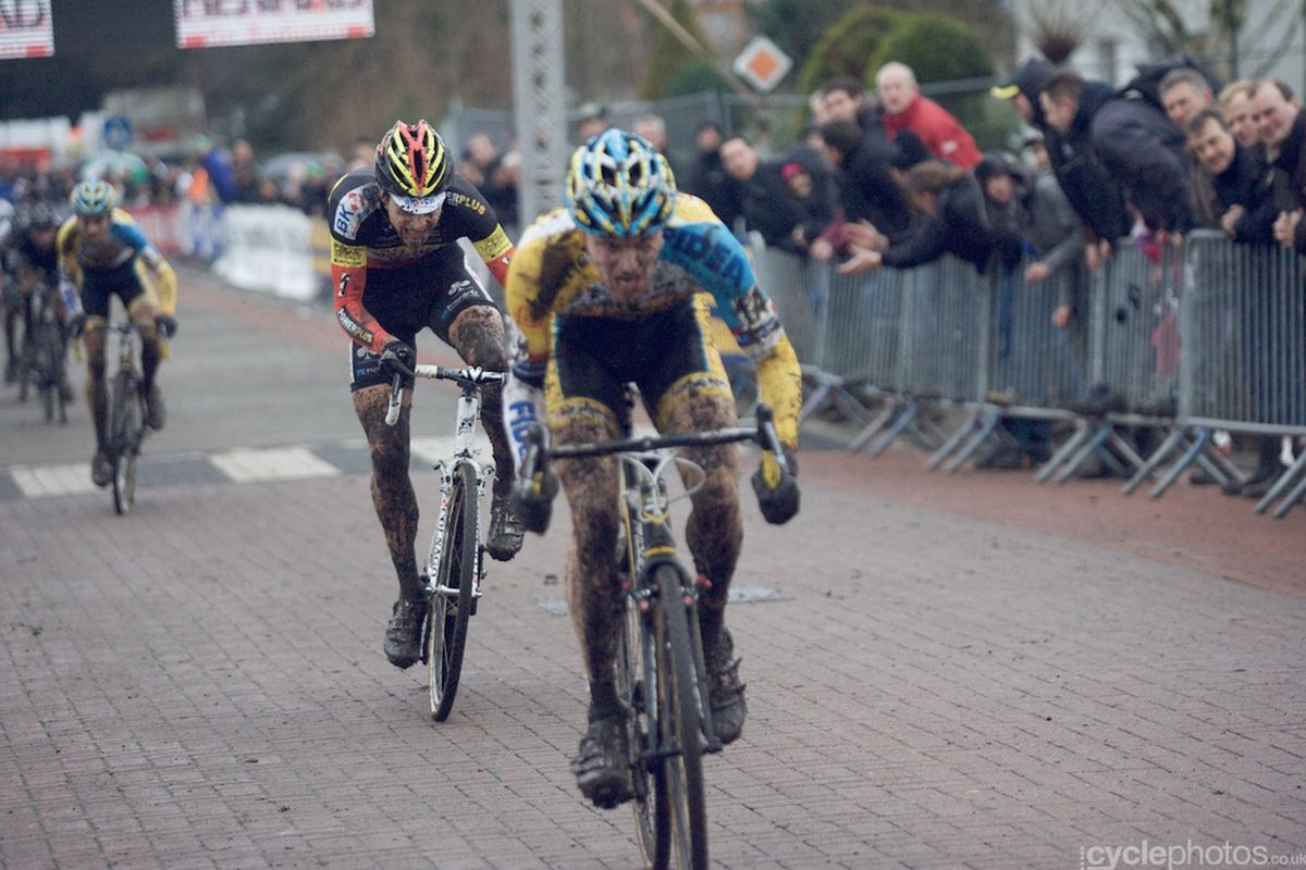 Wietse Bosmans, Azencross 2012