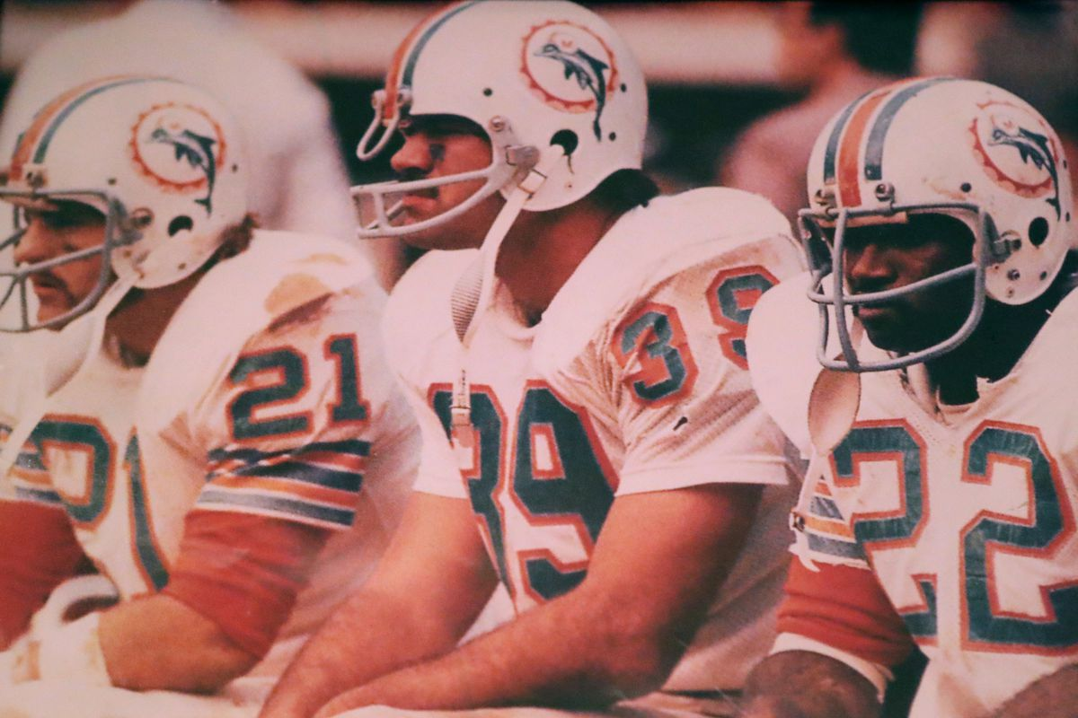 1972 Miami Dolphins named NFL Network's greatest team in NFL history