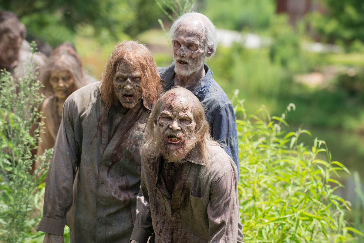 Here come some Walkers!