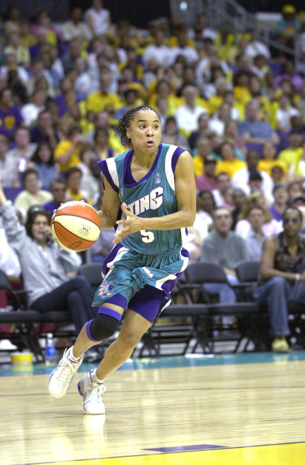 WNBA Finals X