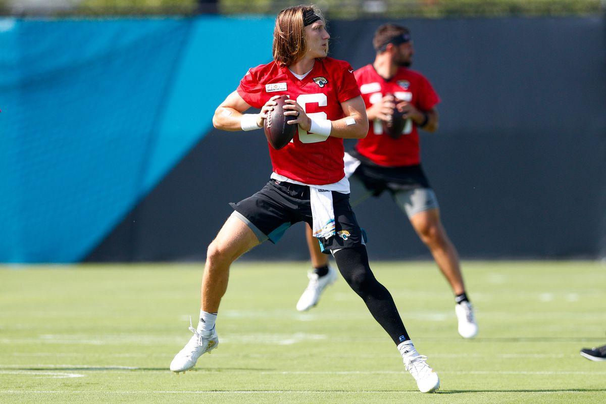 NFL: Jacksonville Jaguars Minicamp