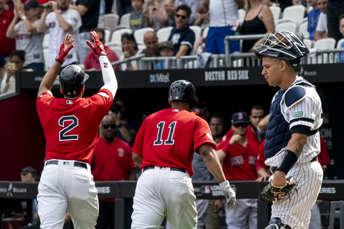 Boston Red Sox New York Yankees Series Preview