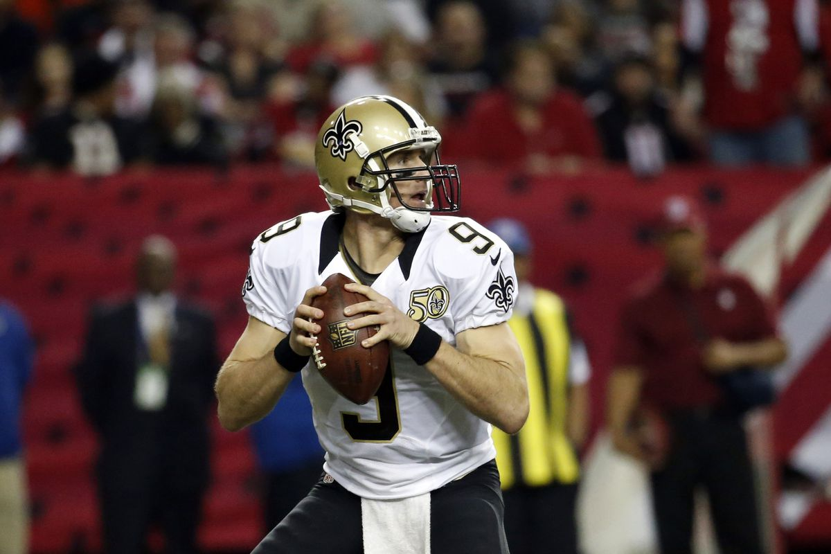 Saints can t keep treading water in Drew Brees final years