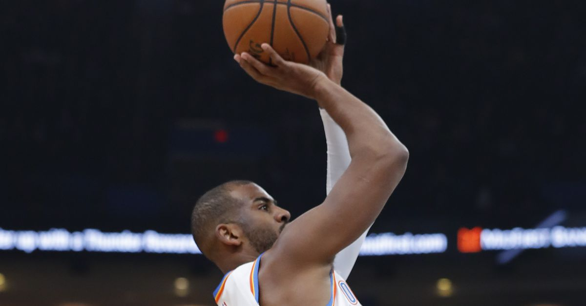 WTLC All-Star Game contest: Guess Chris Paul's stats
