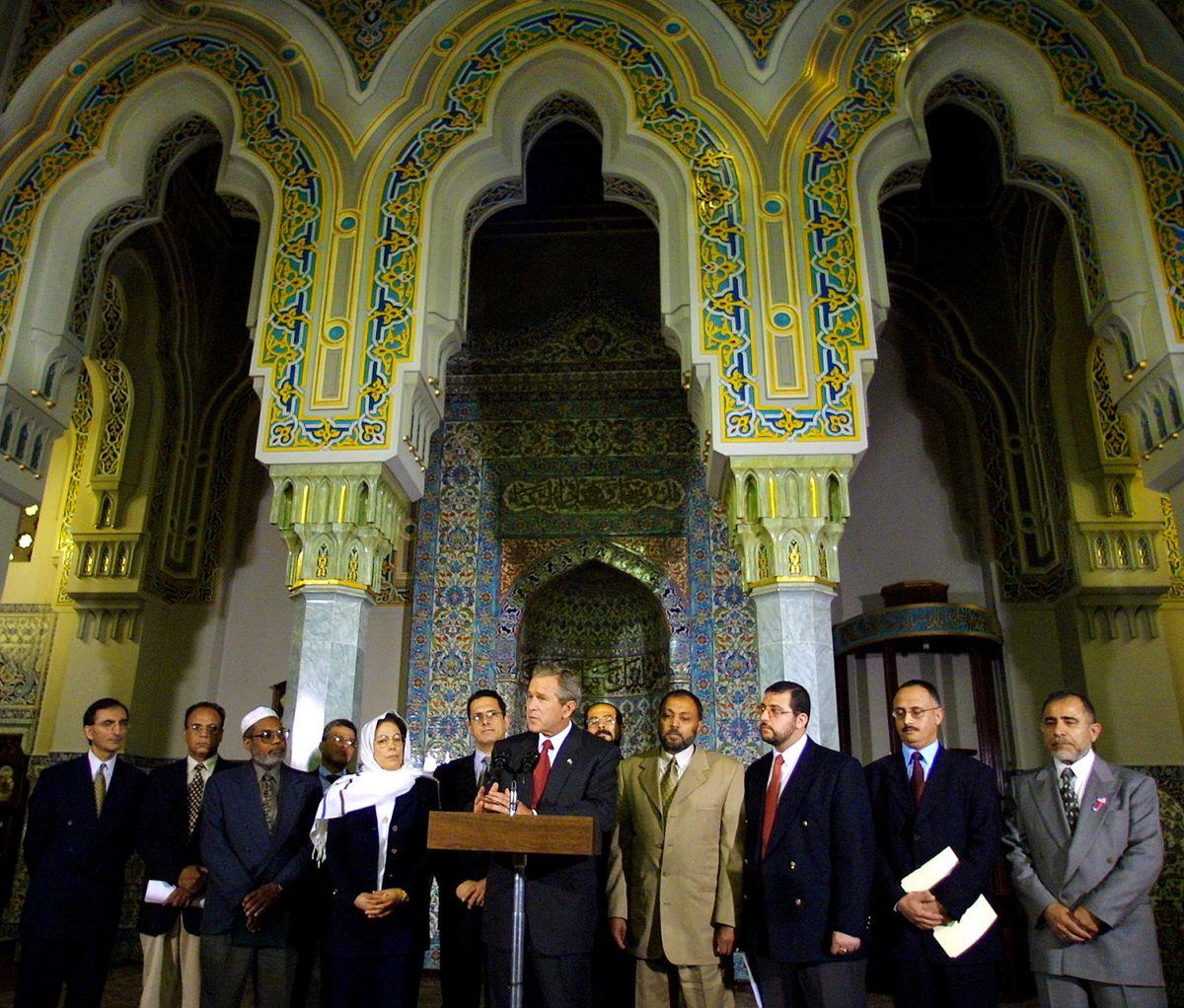 George W. Bush Islam is Peace