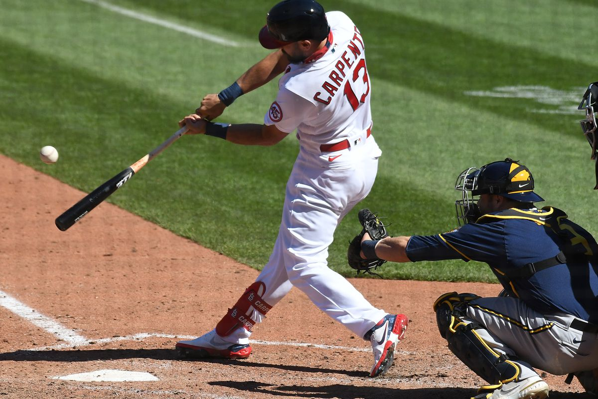 MLB: APR 11 Brewers at Cardinals