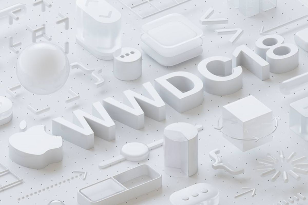Apple's 2018 WWDC event starts June 4th""