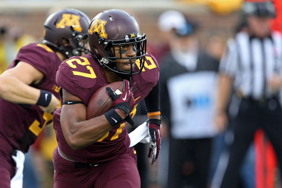 Minnesota Football Updated Gopher Depth Chart For Nebraska