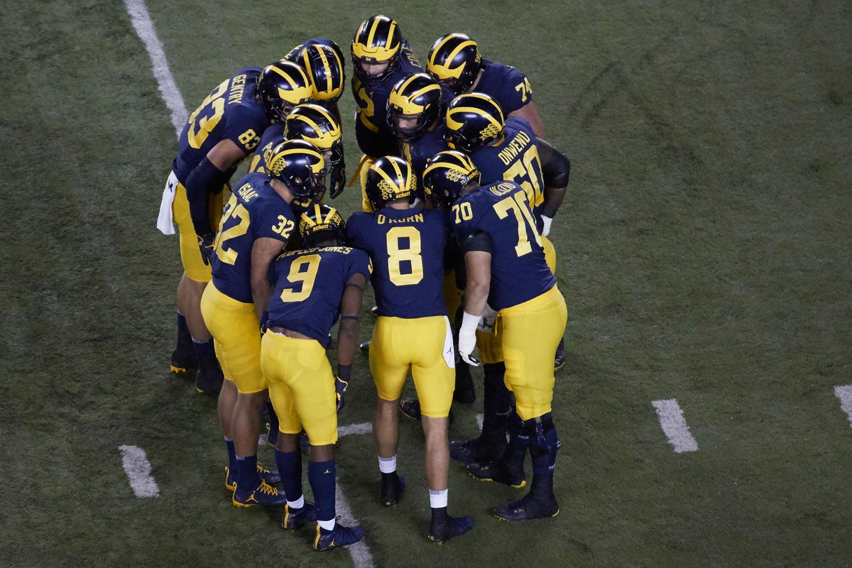 the best attitude 5795c 29a01 Q&A With Maize N Brew On Michigan Football - On the Banks