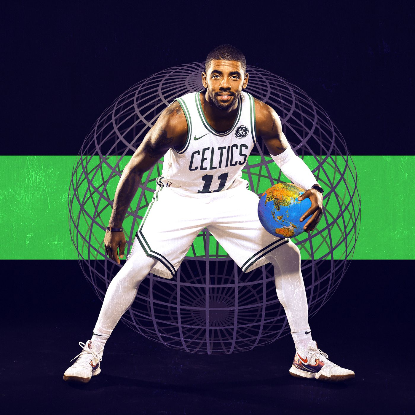 50147c20ebd6 The Problem With Kyrie Irving s Flat-Earth Beliefs - The Ringer