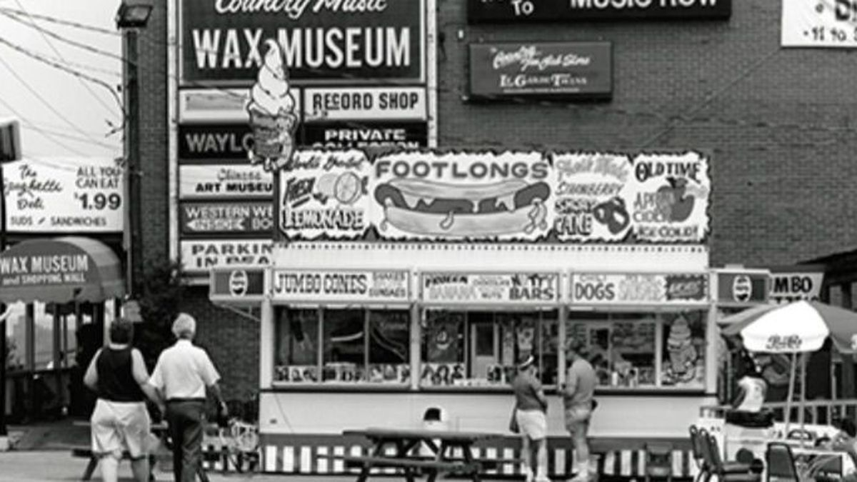 Photo courtesy of Metro Nashville Archives.