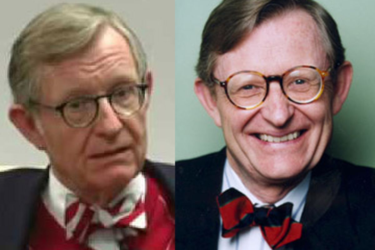 The ever multifaceted E. Gordon Gee.