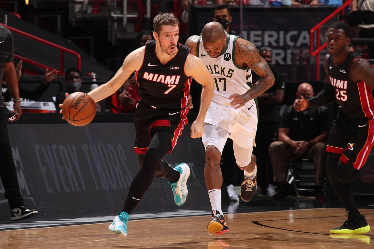 2021 NBA Playoffs - Milwaukee Bucks v Miami Heat